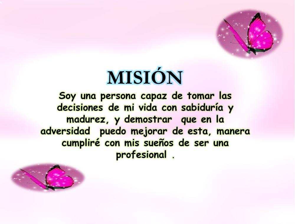 × MISIÓN.