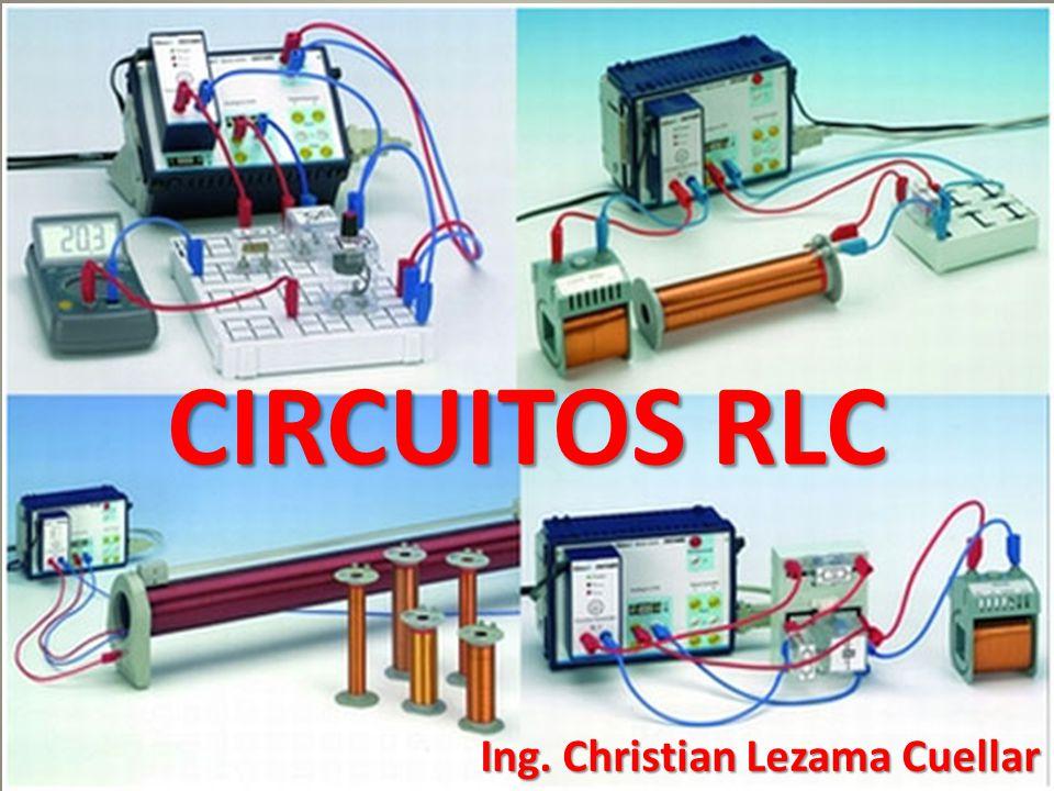 Circuito Rlc : Circuitos rlc ing christian lezama cuellar ppt descargar