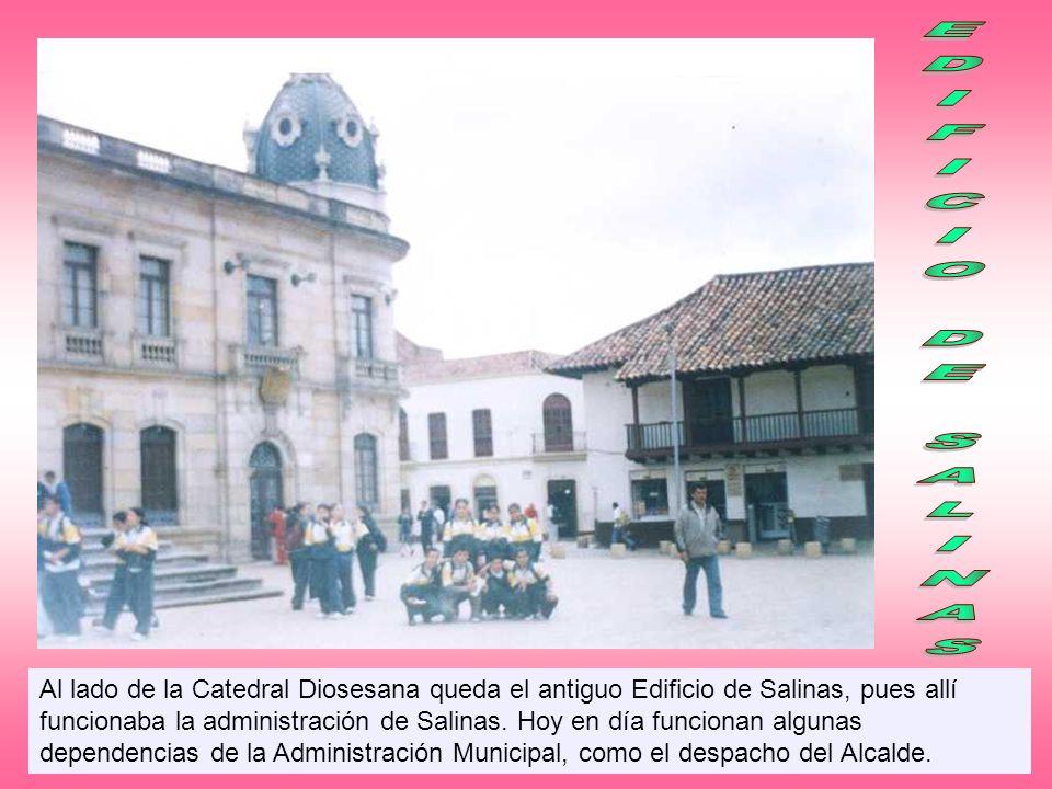EDIFICIO DE SALINAS