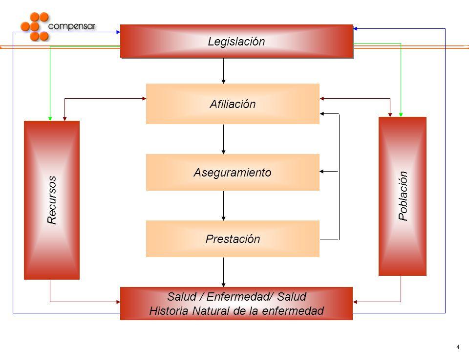 Salud / Enfermedad/ Salud Historia Natural de la enfermedad
