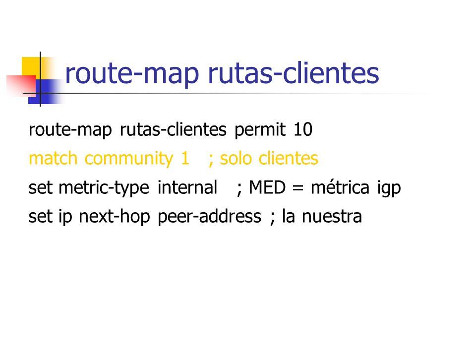 route-map rutas-clientes