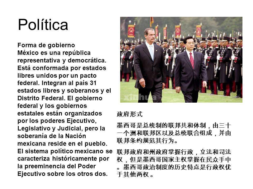 Política Forma de gobierno