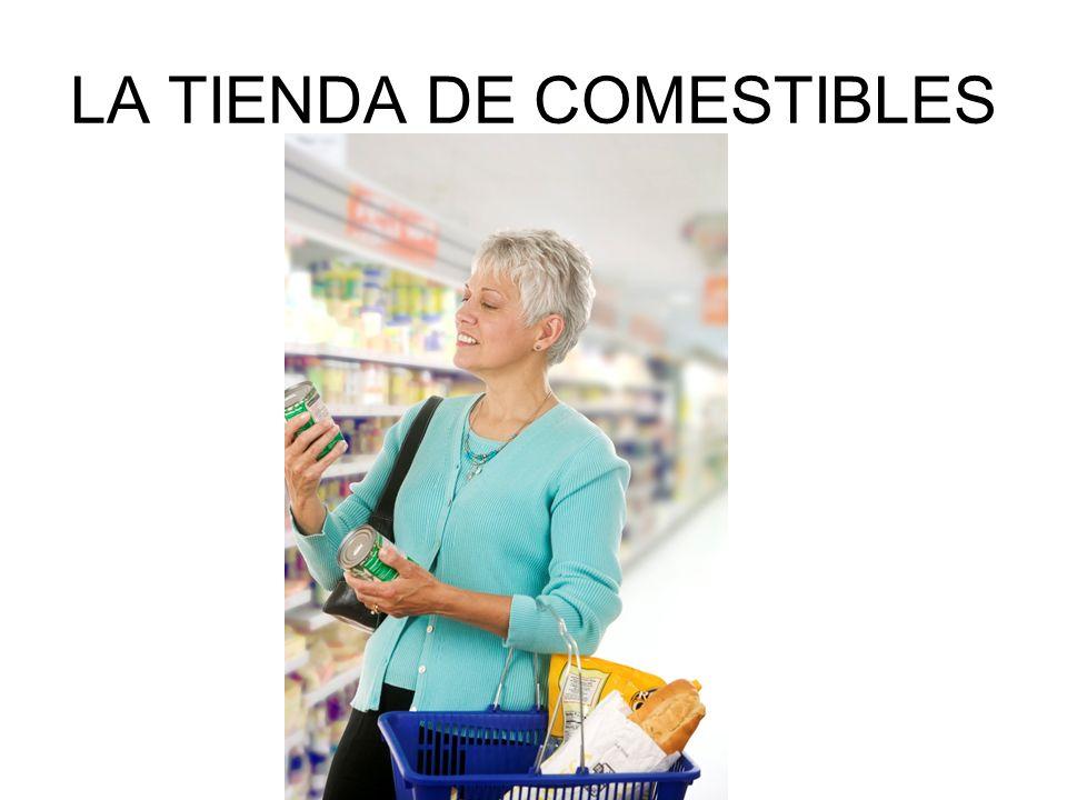 LA TIENDA DE COMESTIBLES