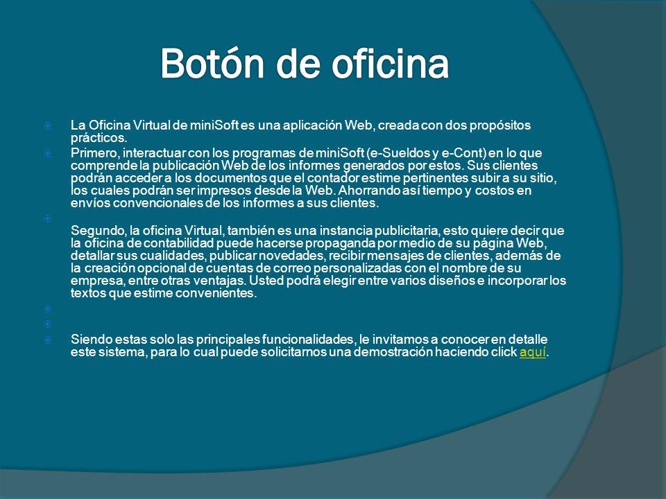 Microsoft word 2007 datos generales men s entorno como for Que es una oficina virtual