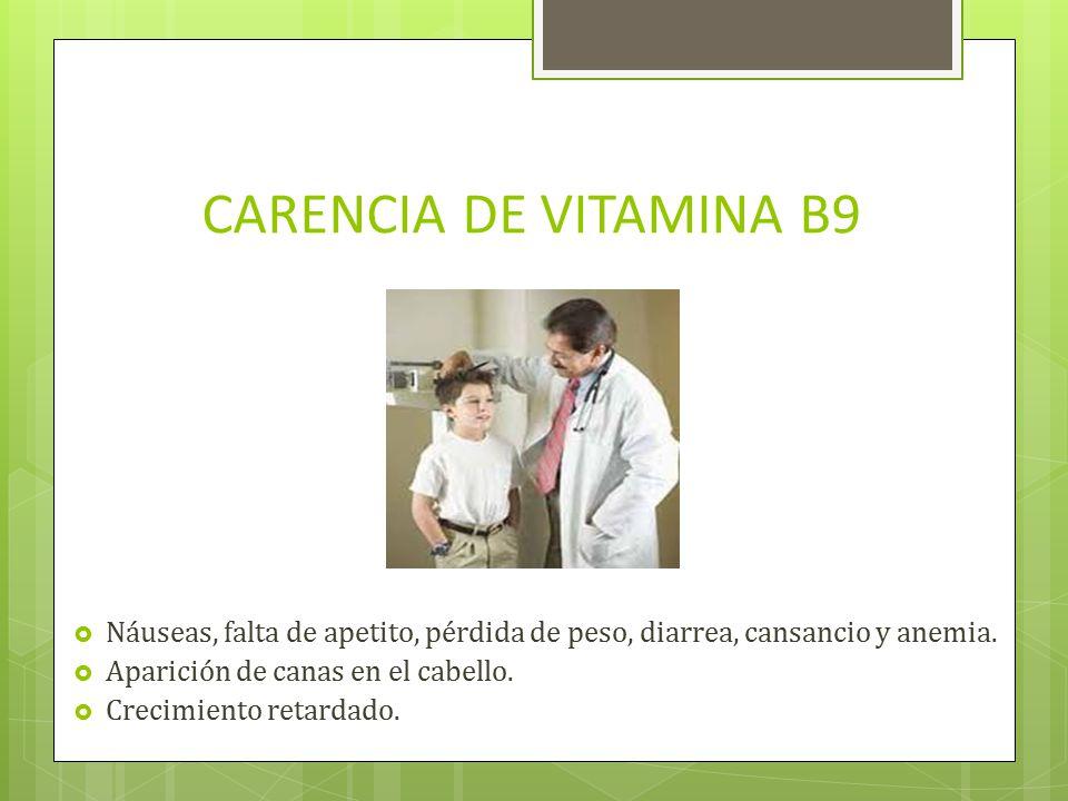 CARENCIA+DE+VITAMINA+B9+N%C3%A1useas%2C+falta+de+apetito%2C+p%C3%A9rdida+de+peso%2C+diarrea%2C+cansancio+y+anemia.+Aparici%C3%B3n+de+canas+en+el+cabello..jpg