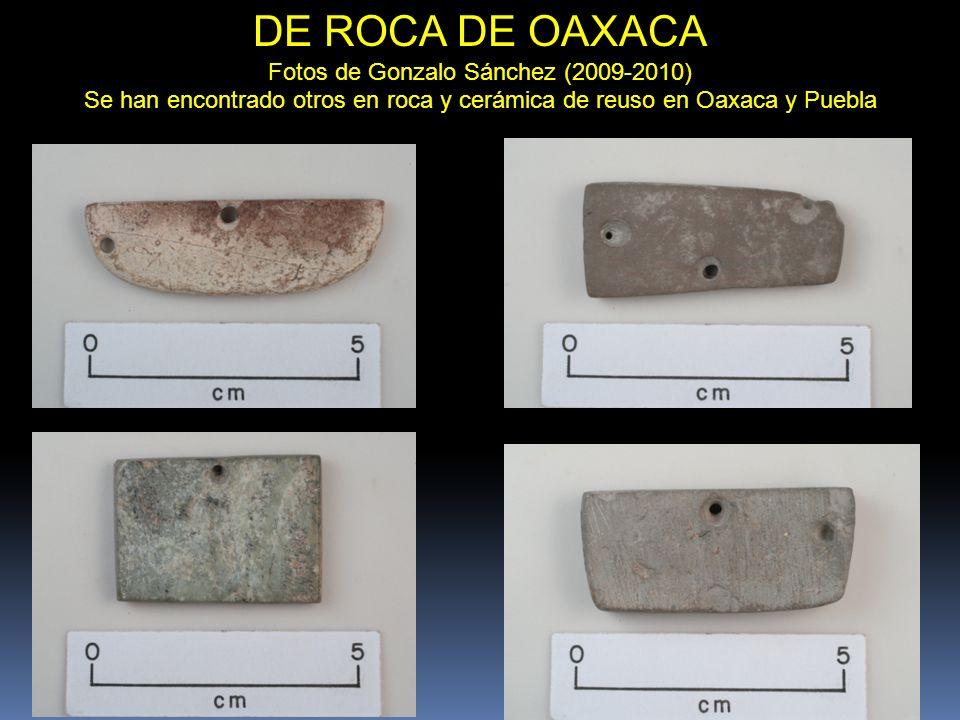 DE ROCA DE OAXACA Fotos de Gonzalo Sánchez (2009-2010)