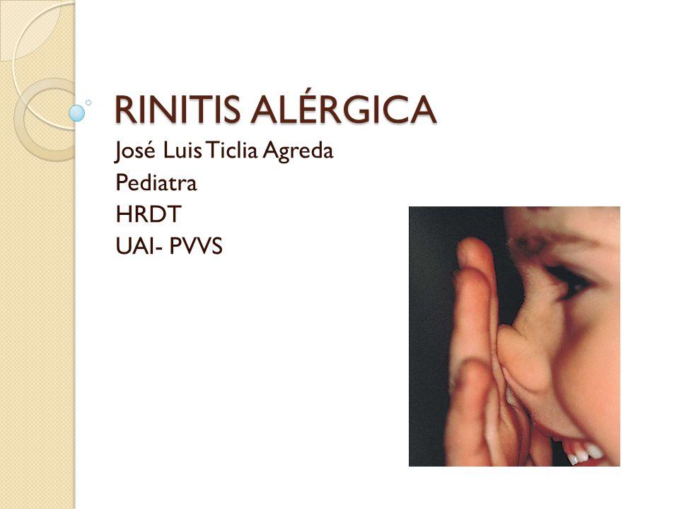 José Luis Ticlia Agreda Pediatra HRDT UAI- PVVS