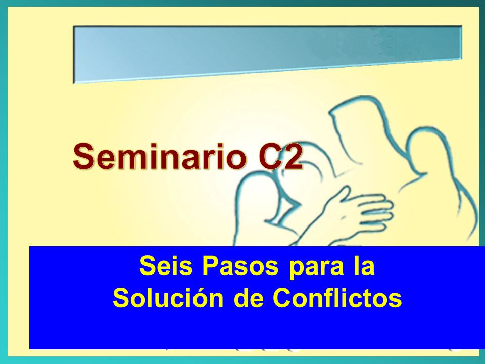 Solución de Conflictos