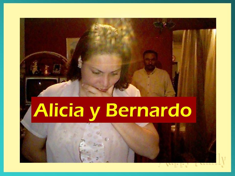Alicia y Bernardo
