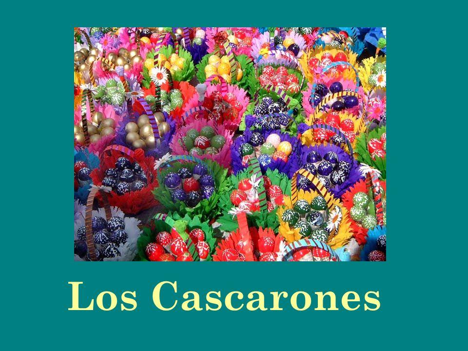 Los Cascarones
