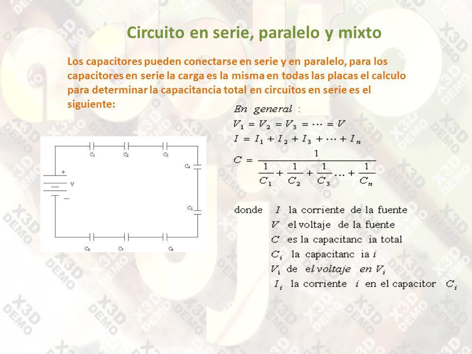 Circuito En Serie Y Paralelo : Circuitos rc ppt video online descargar