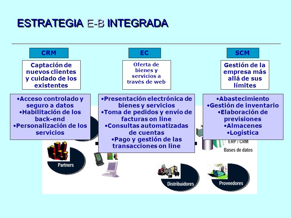 ESTRATEGIA E-B INTEGRADA