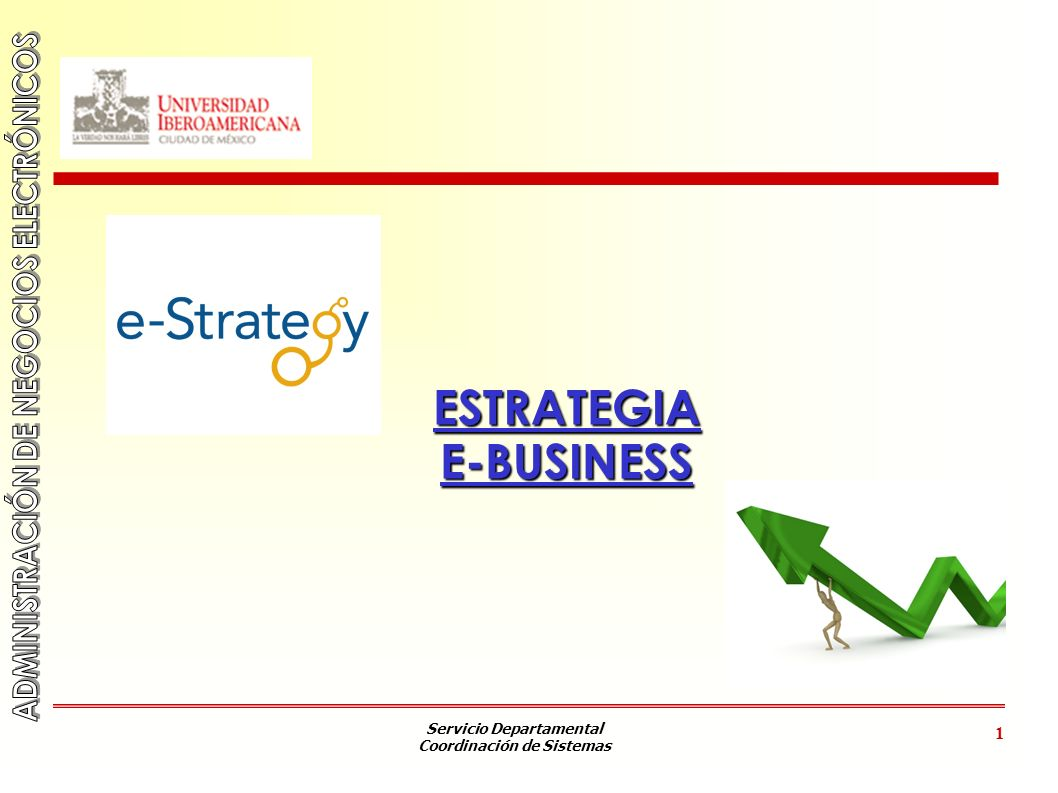 ESTRATEGIA E-BUSINESS