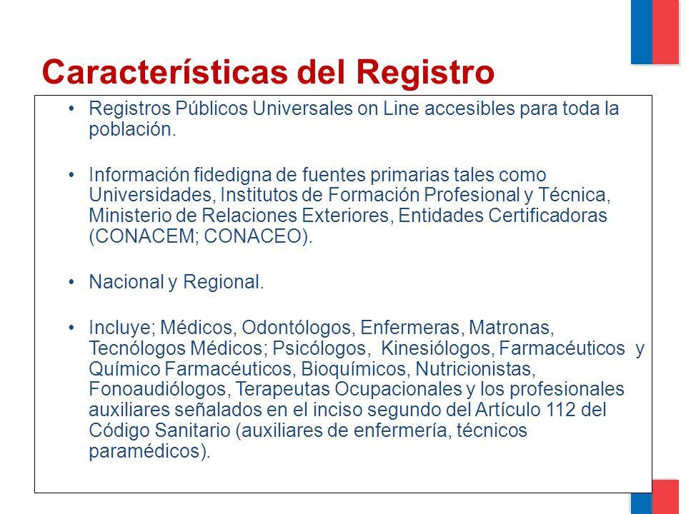 Acreditaci n de calidad en salud ppt video online descargar for Registro viajeros ministerio exteriores