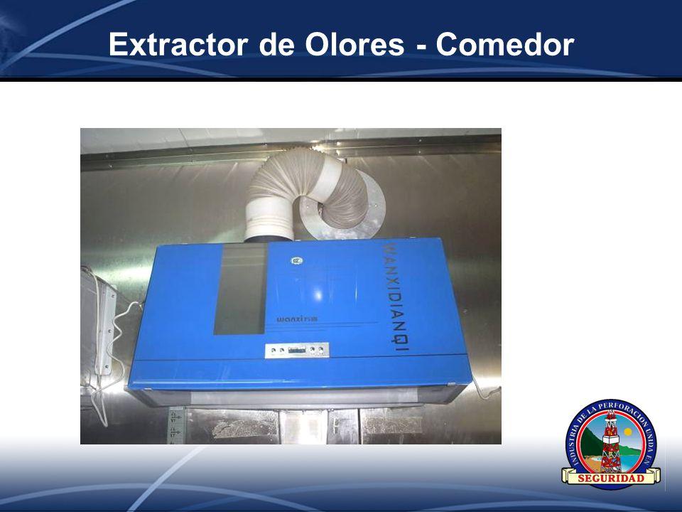 1era visita de seguridad sinopec rig 191 el coca nov 20 - Extractor de olores ...