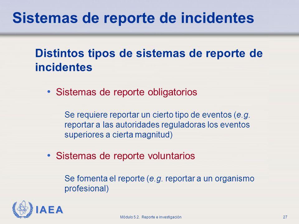 Sistemas de reporte de incidentes