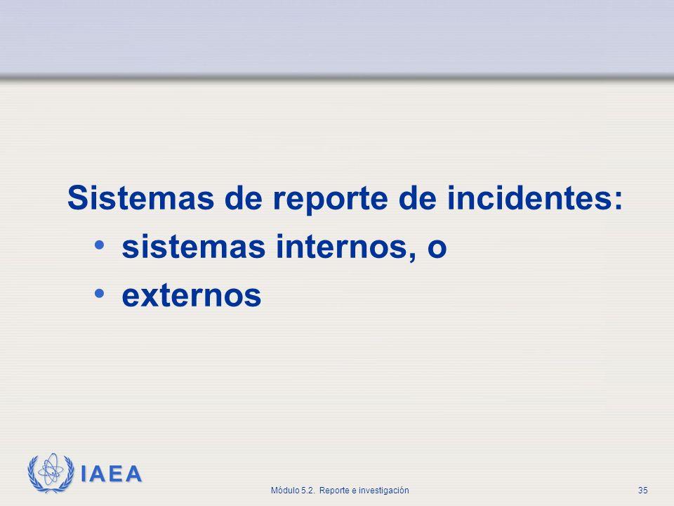 Sistemas de reporte de incidentes: