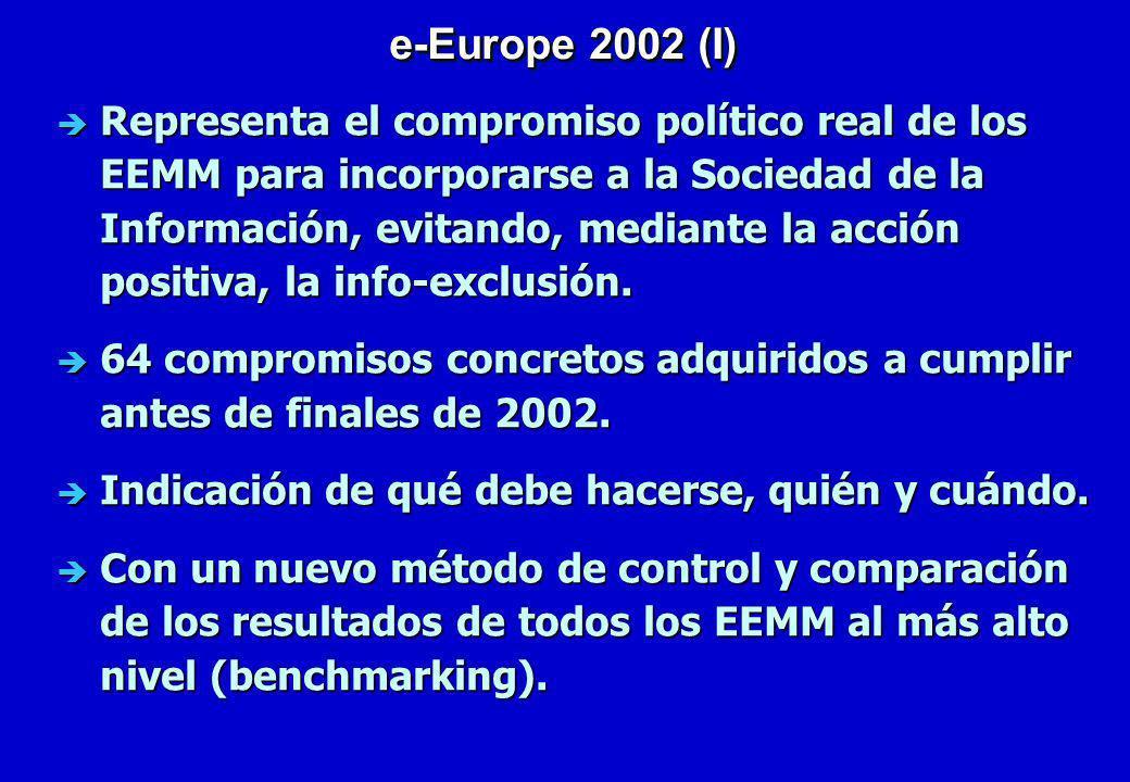 e-Europe 2002 (I)