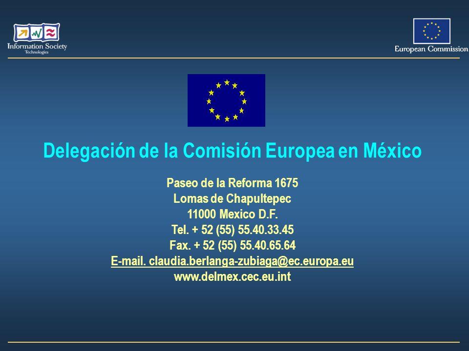 Delegación de la Comisión Europea en México