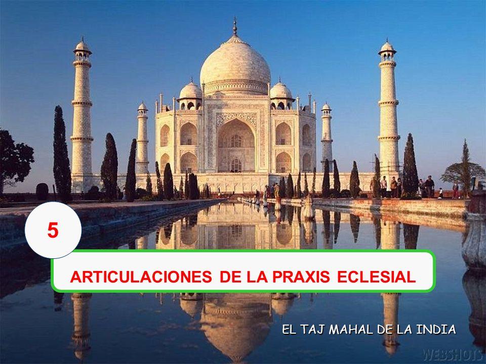 ARTICULACIONES DE LA PRAXIS ECLESIAL