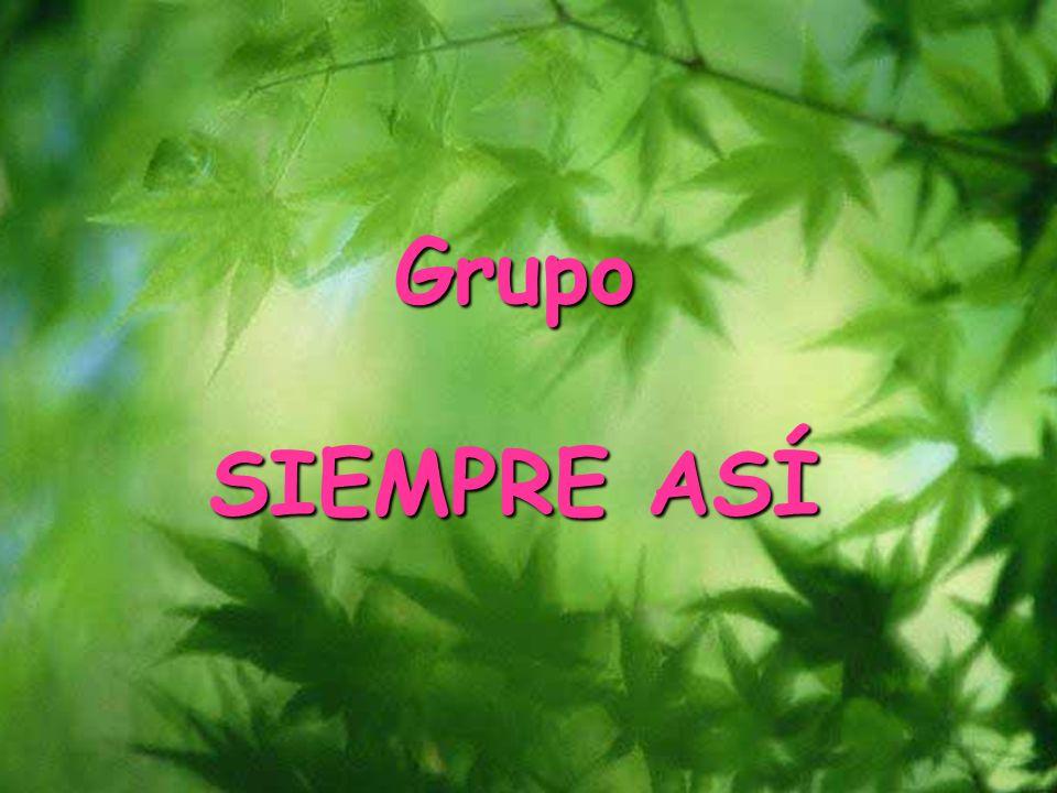 Grupo SIEMPRE ASÍ