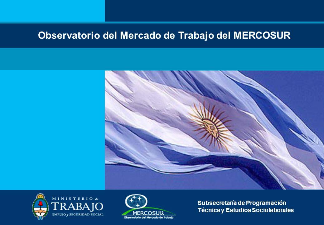 Observatorio del Mercado de Trabajo del MERCOSUR