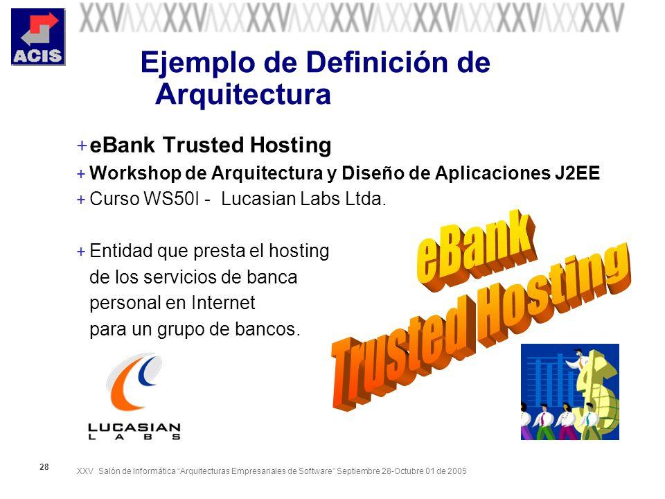 Fundamentos de definici n de arquitectura de software for Genesis arquitectura y diseno ltda