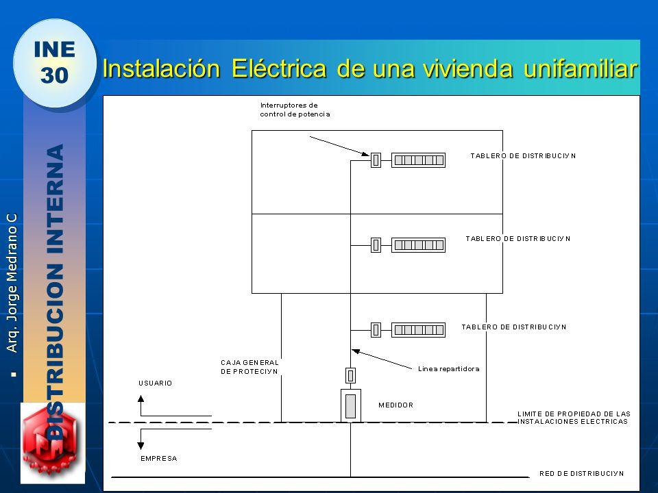 Instalación Eléctrica de una vivienda unifamiliar