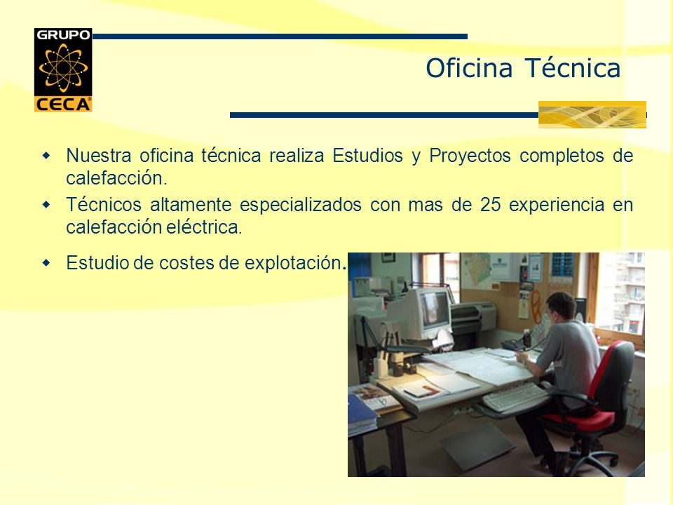 Espa a y portugal sistemas de calefacci n por suelo radiante ppt descargar - Calefaccion electrica mas economica ...