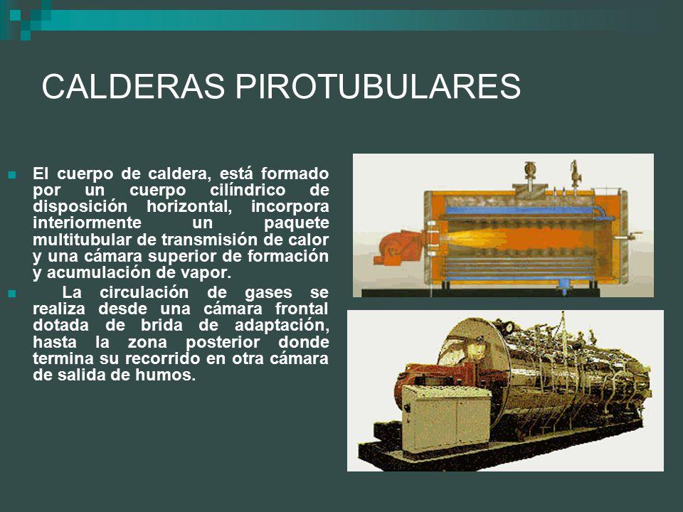 Clasificaci n de los generadores de vapor ppt descargar for Normativa salida de humos calderas