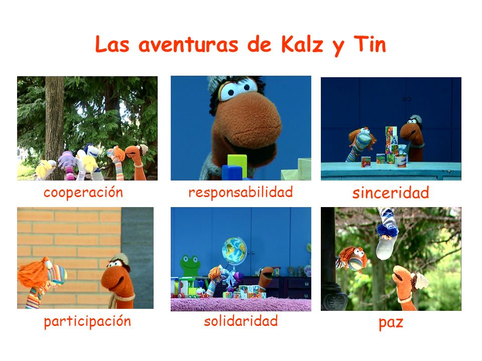 Las aventuras de Kalz y Tin