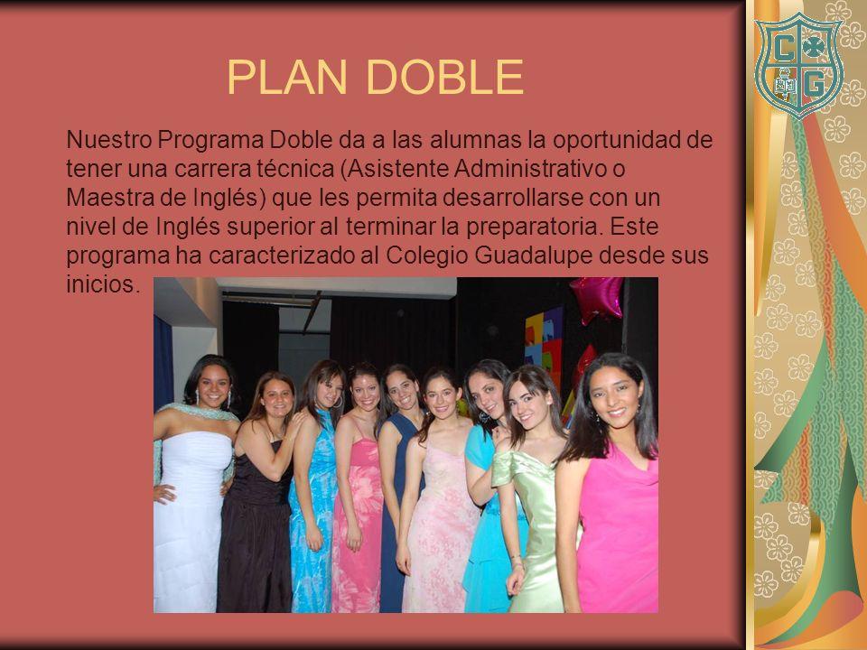 PLAN DOBLE