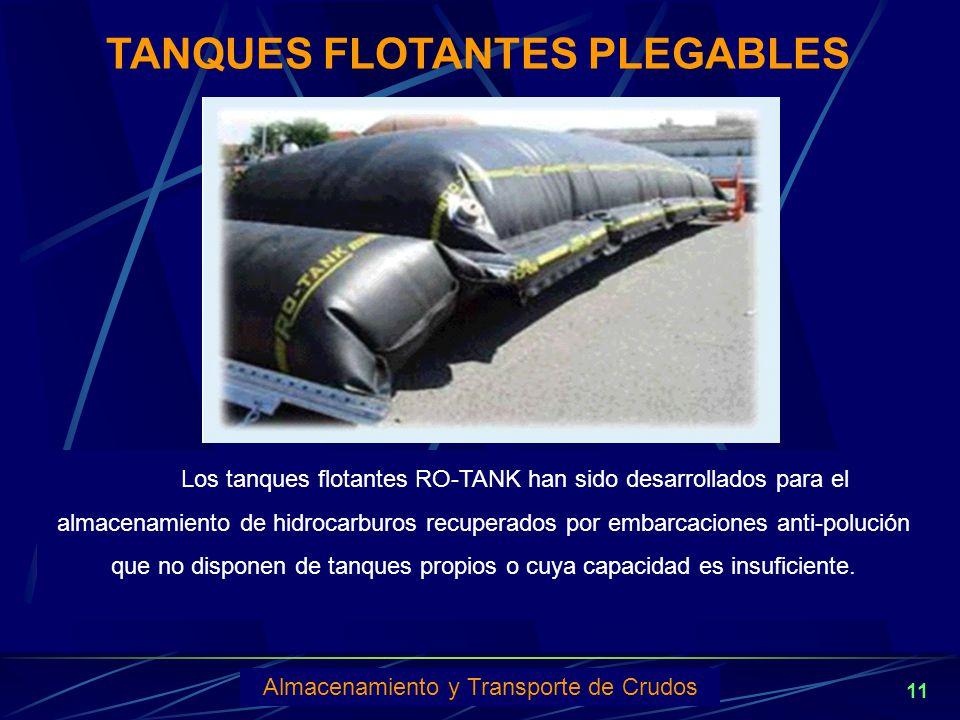 TANQUES FLOTANTES PLEGABLES