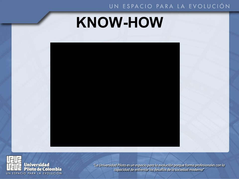 KNOW-HOW   v=v5BIA4u5SoE
