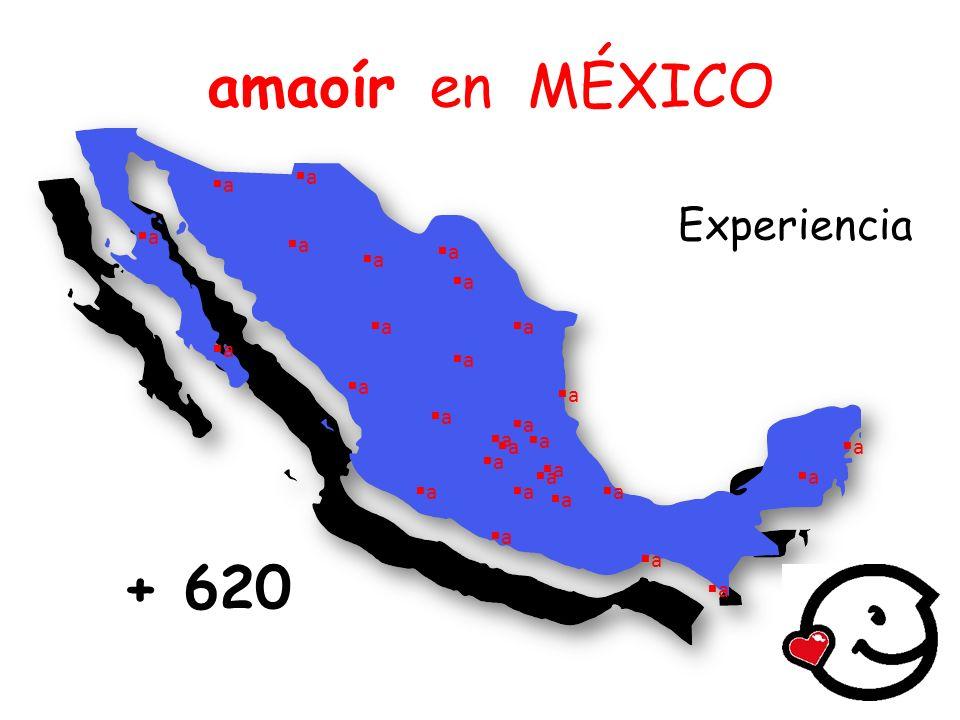 amaoír en MÉXICO + 620 Experiencia a a a a a a a a a a a a a a a a a a