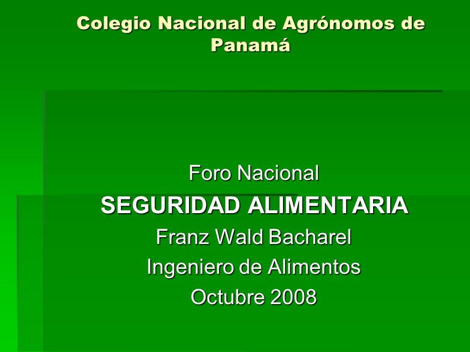 Colegio Nacional de Agrónomos de Panamá