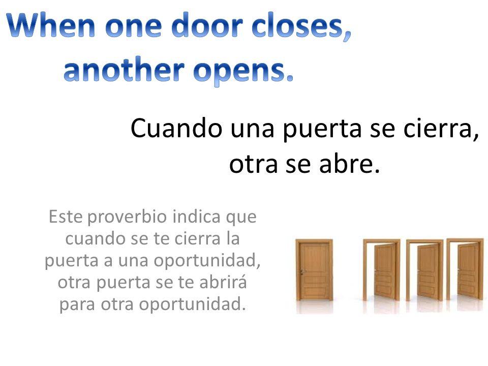 Proverbios de don quijote ppt descargar for Puerta que se cierra sola