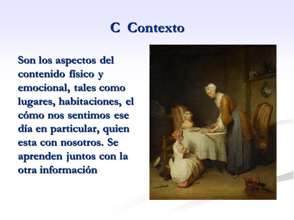C Contexto