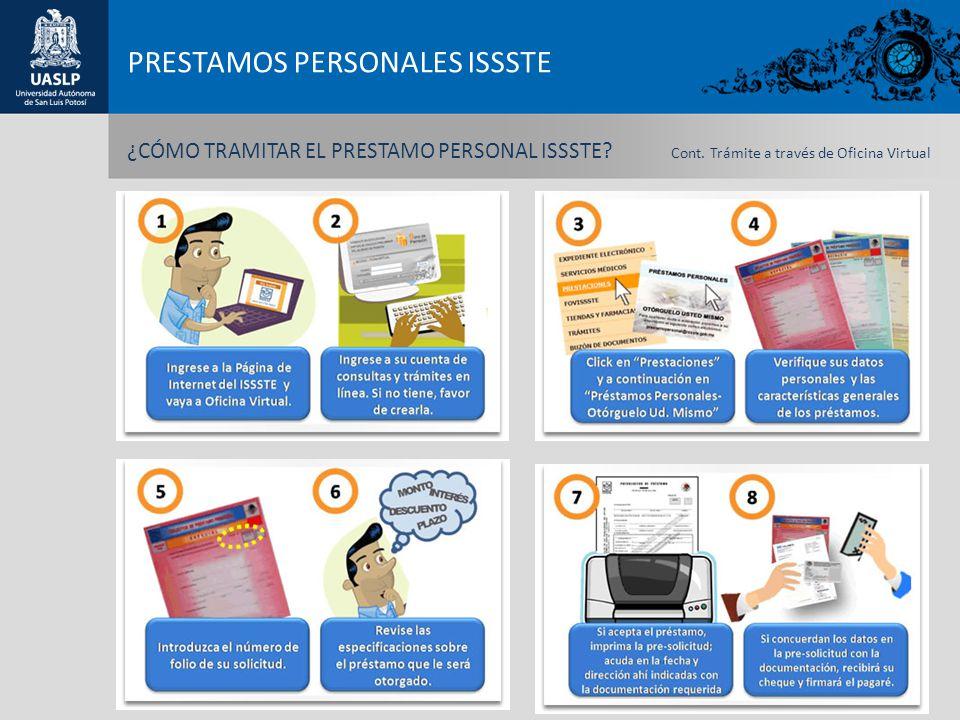 Permisos licencias comisiones e incapacidades ppt for Oficina virtual del issste