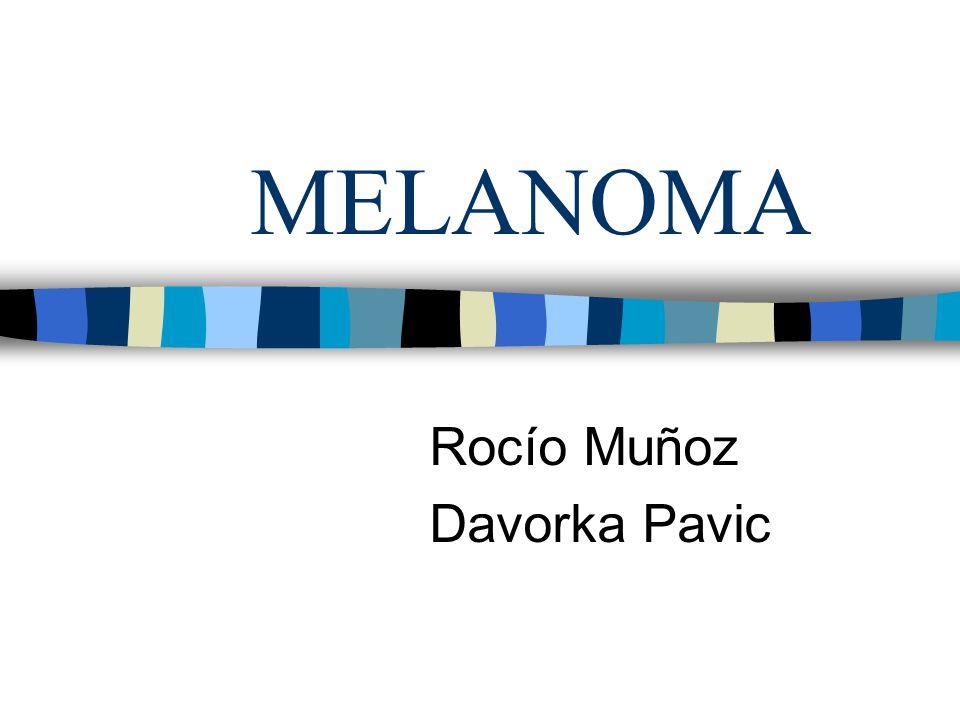 Rocío Muñoz Davorka Pavic