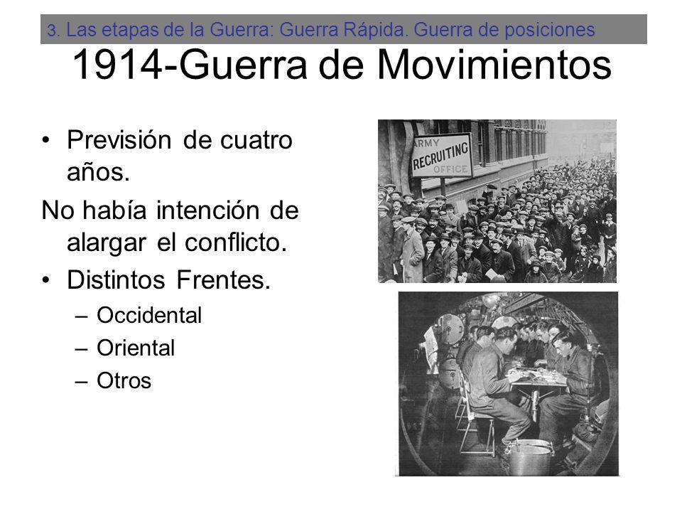 1914-Guerra de Movimientos