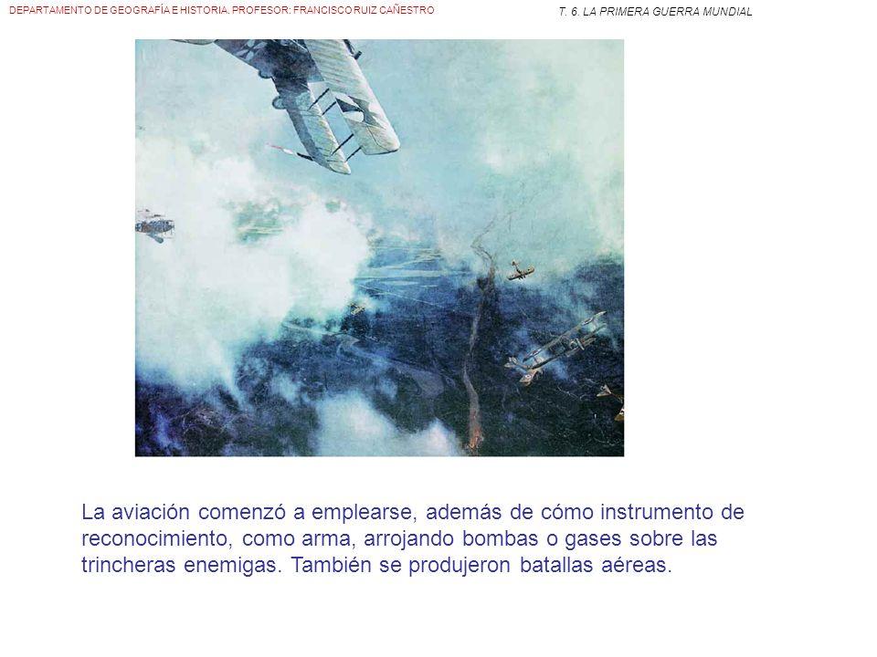 DEPARTAMENTO DE GEOGRAFÍA E HISTORIA. PROFESOR: FRANCISCO RUIZ CAÑESTRO