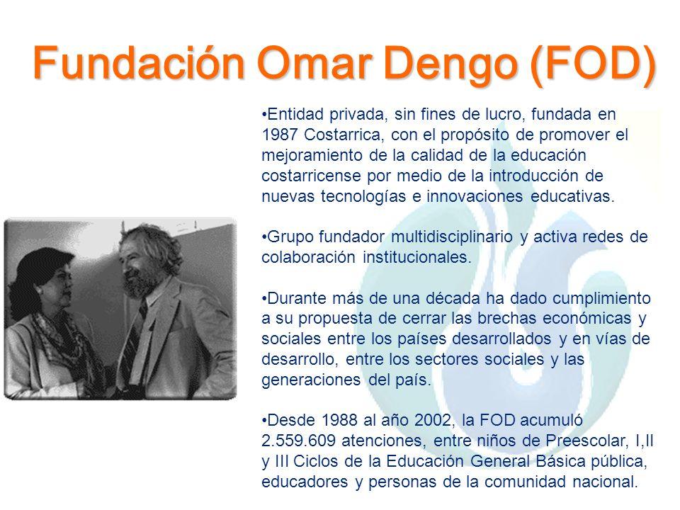Fundación Omar Dengo (FOD)