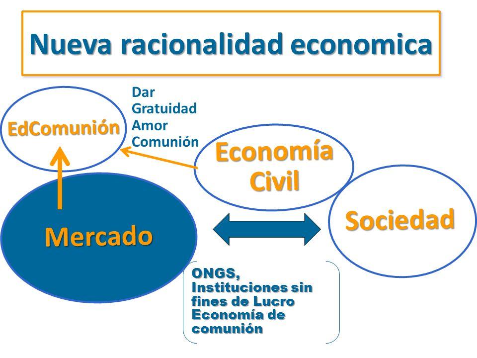 Nueva racionalidad economica