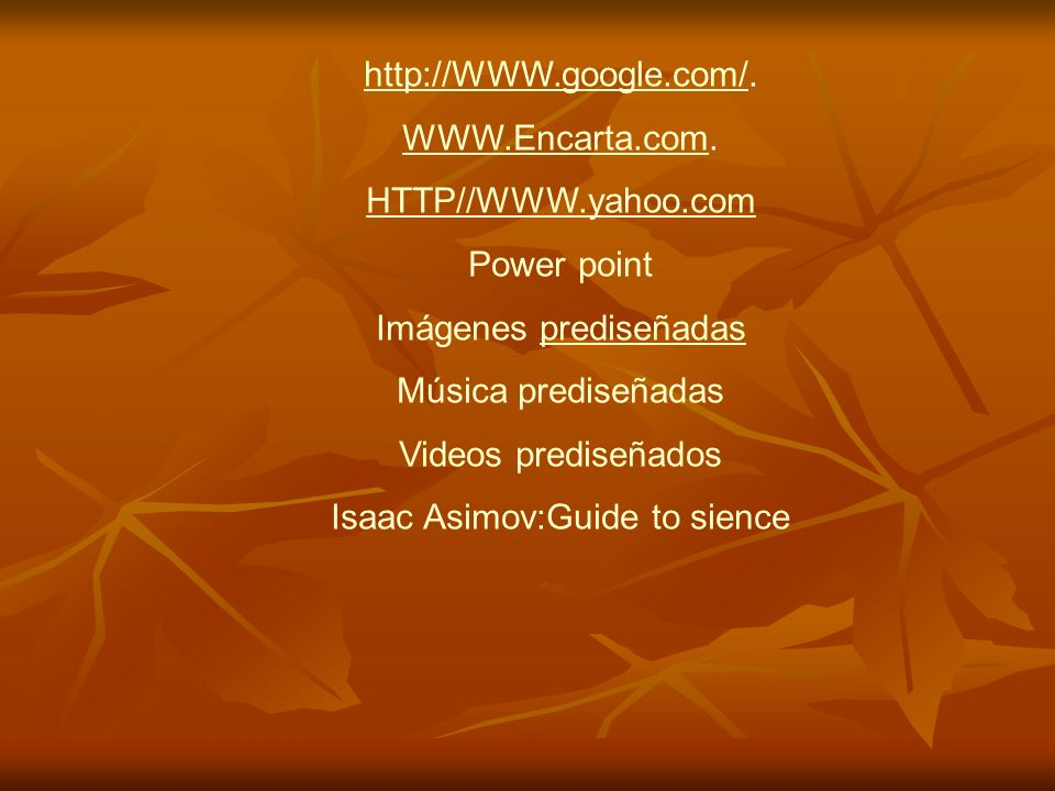 Imágenes prediseñadas Música prediseñadas Videos prediseñados