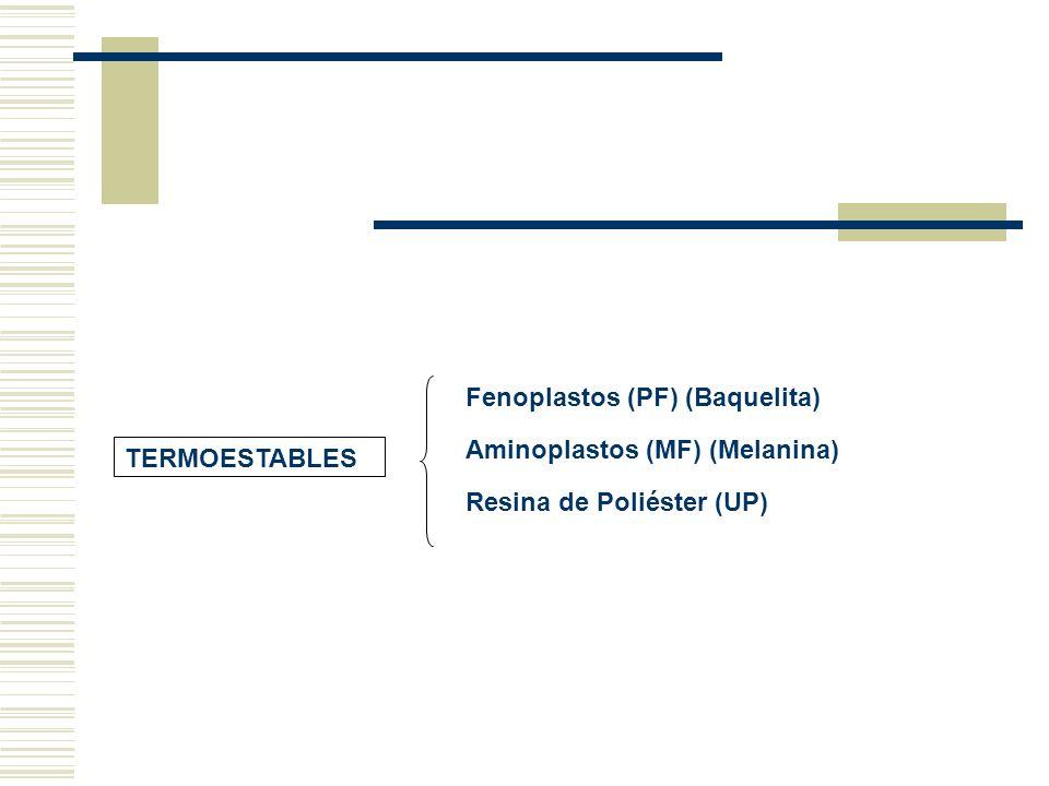 Fenoplastos (PF) (Baquelita)