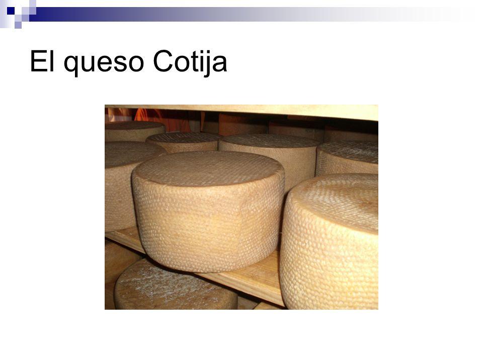El queso Cotija