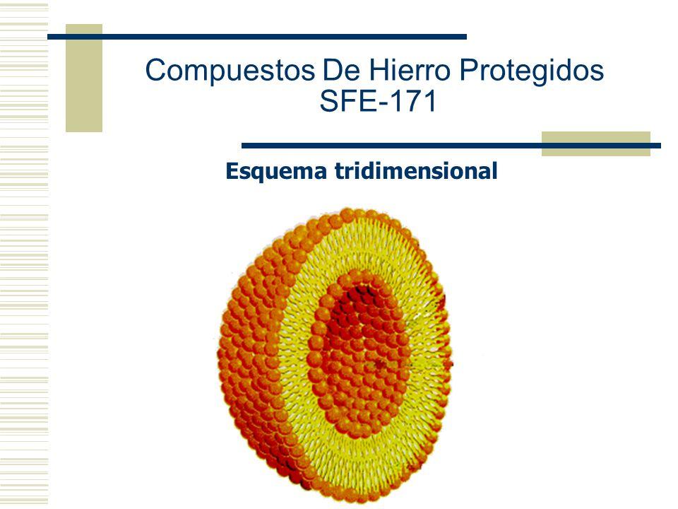Compuestos De Hierro Protegidos SFE-171