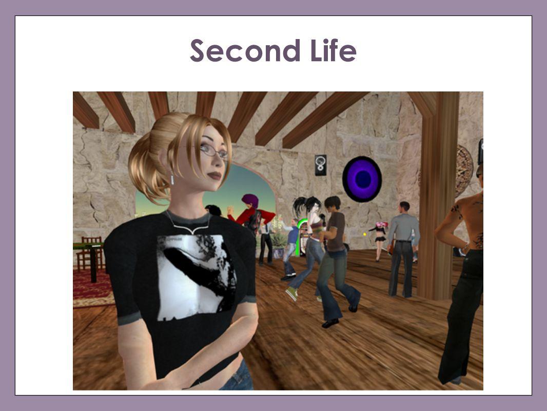 Second Life Ahora nos centraremos en la sexualidad, el cuerpo y la personalidad en Second Life.