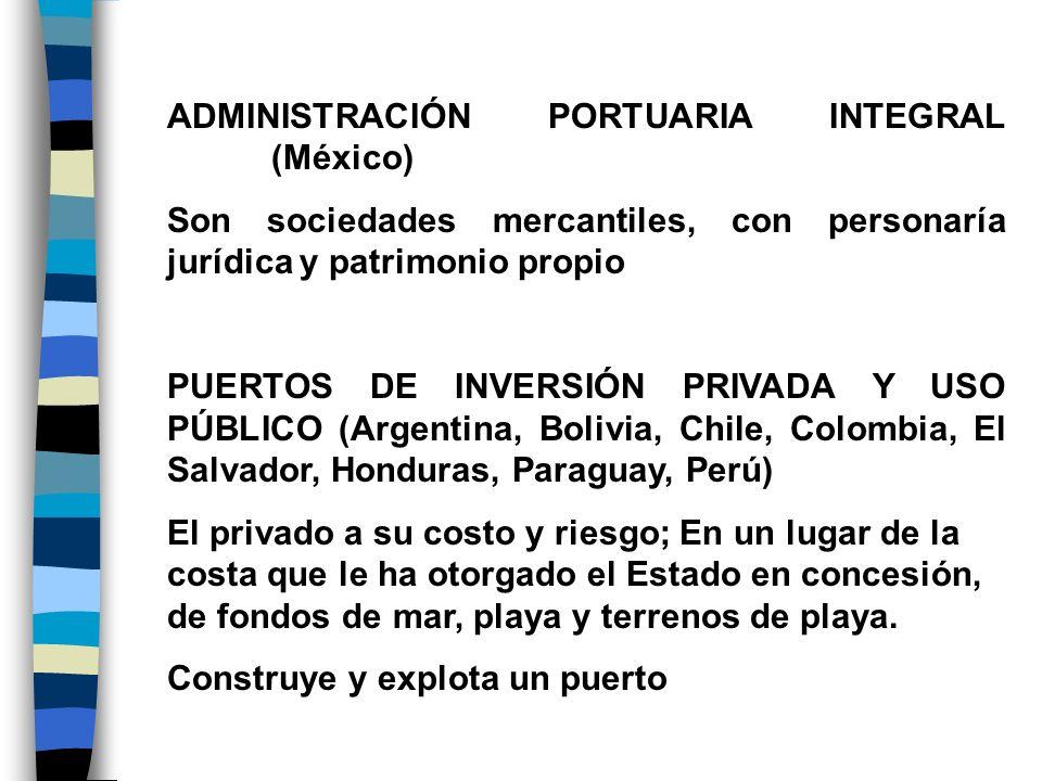 ADMINISTRACIÓN PORTUARIA INTEGRAL (México)